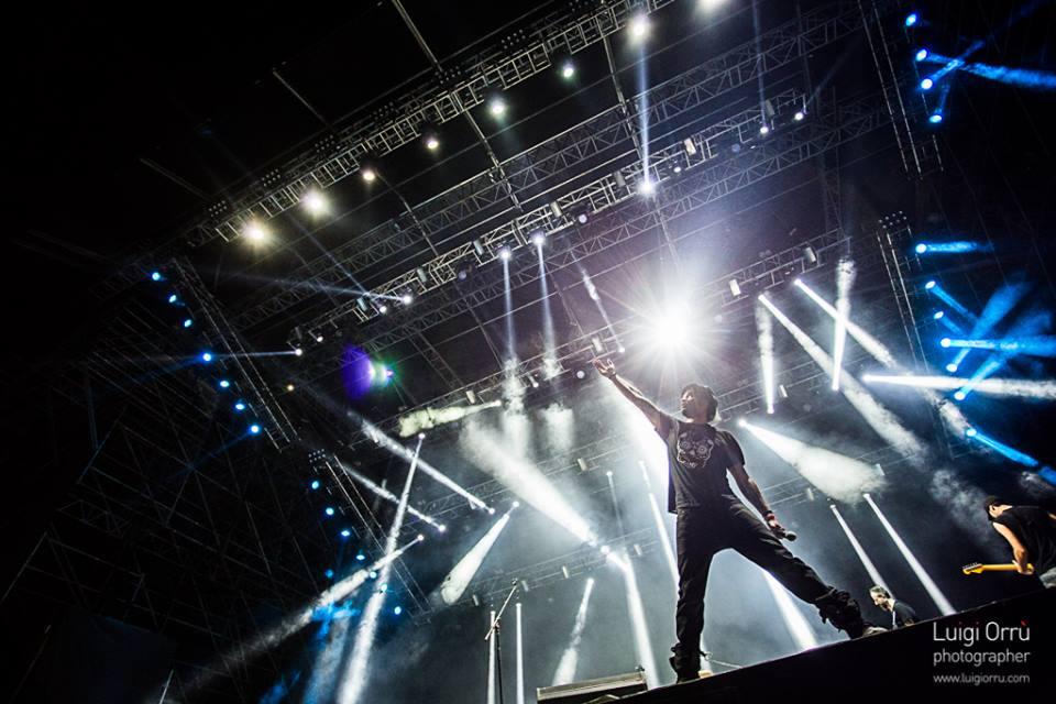 Fabrizio Moro, successo oltre ogni aspettativa al Rock in Roma