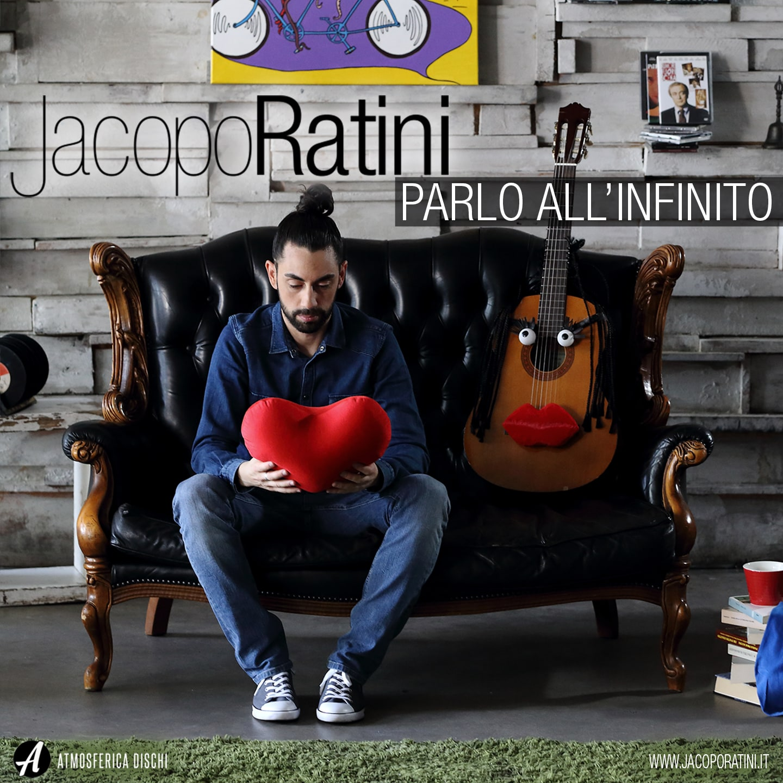 """JACOPO RATINI – Giorgio Colangeli è il protagonista del nuovo videoclip """"PARLO ALL'INFINITO"""""""