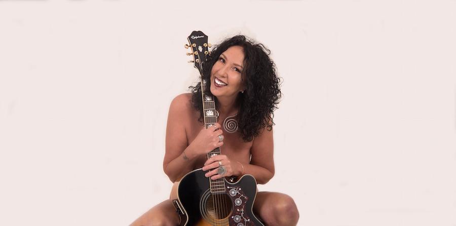 Silvia Conti: il buon vecchio blues per un inedito. L'intervista su MIE