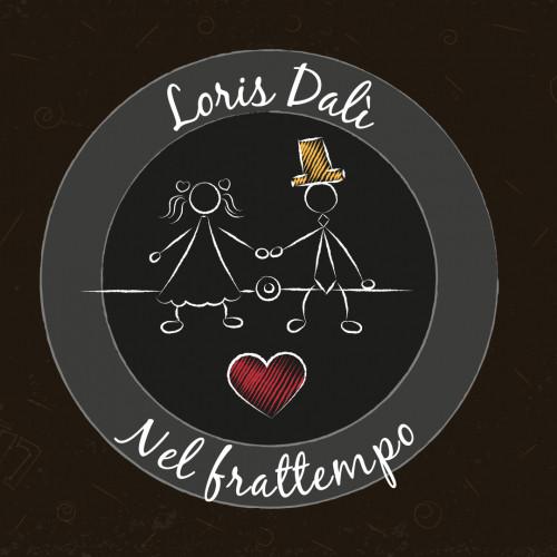 """Loris Dalì: il nuovo singolo si intitola """"Nel frattempo""""."""