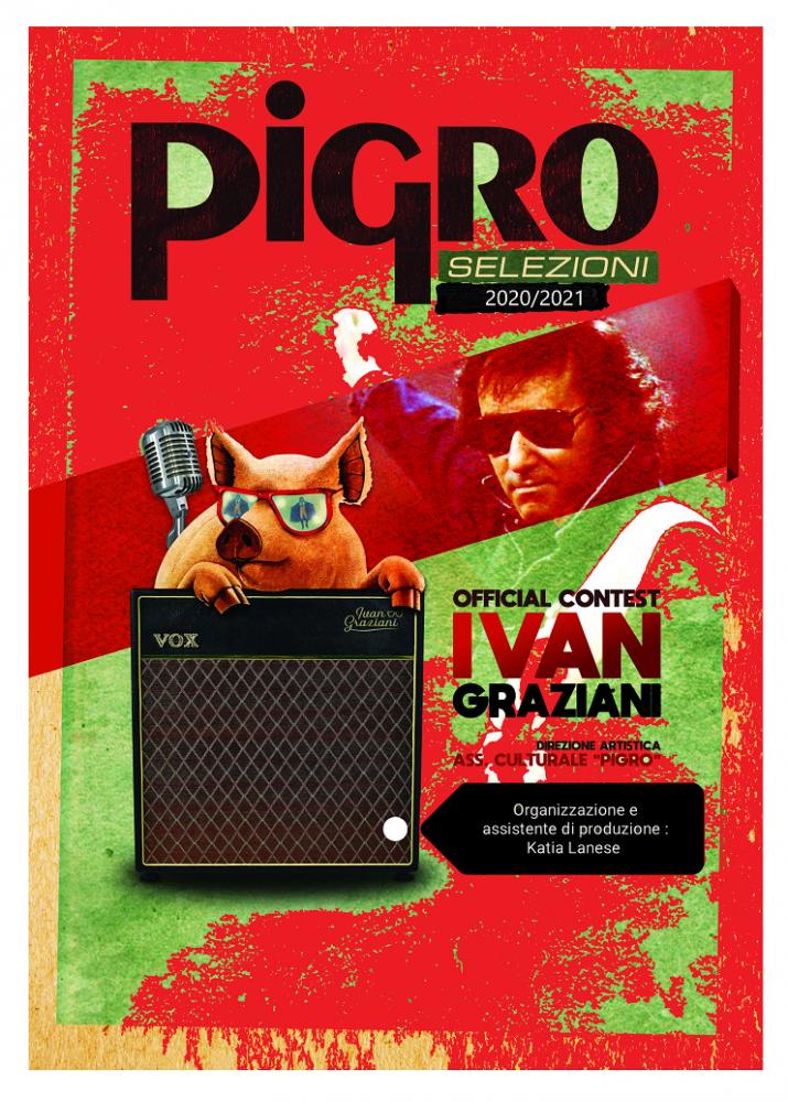 Al via il PREMIO PIGRO, in omaggio a Ivan Graziani. Disponibile il nuovo bando.
