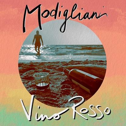 """Modigliani: """"Vino rosso"""" è il nuovo singolo."""