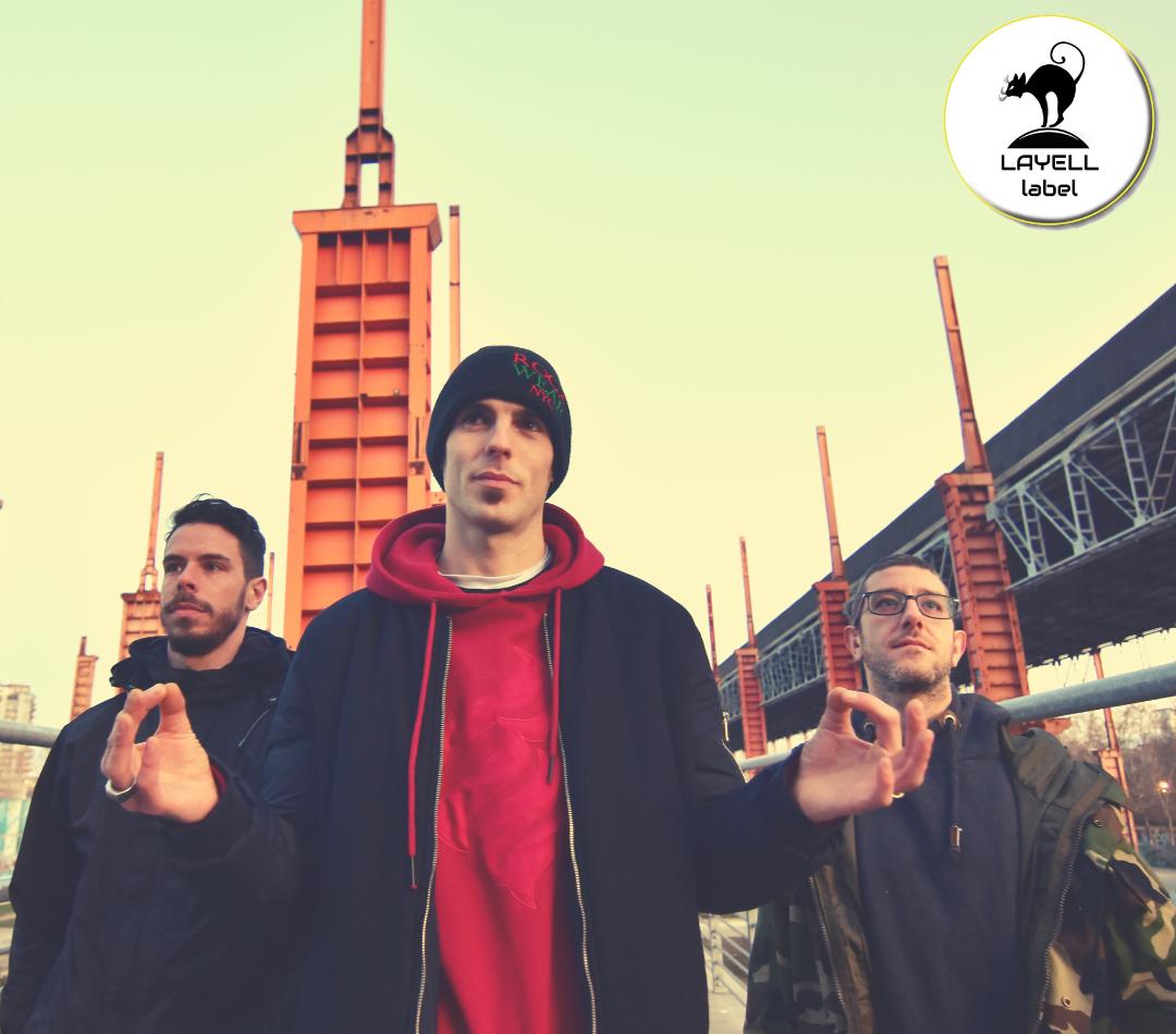 DISH FILLERS: il trio torinese con Layell label per il nuovo Ep in uscita il 26 Ottobre 2020.
