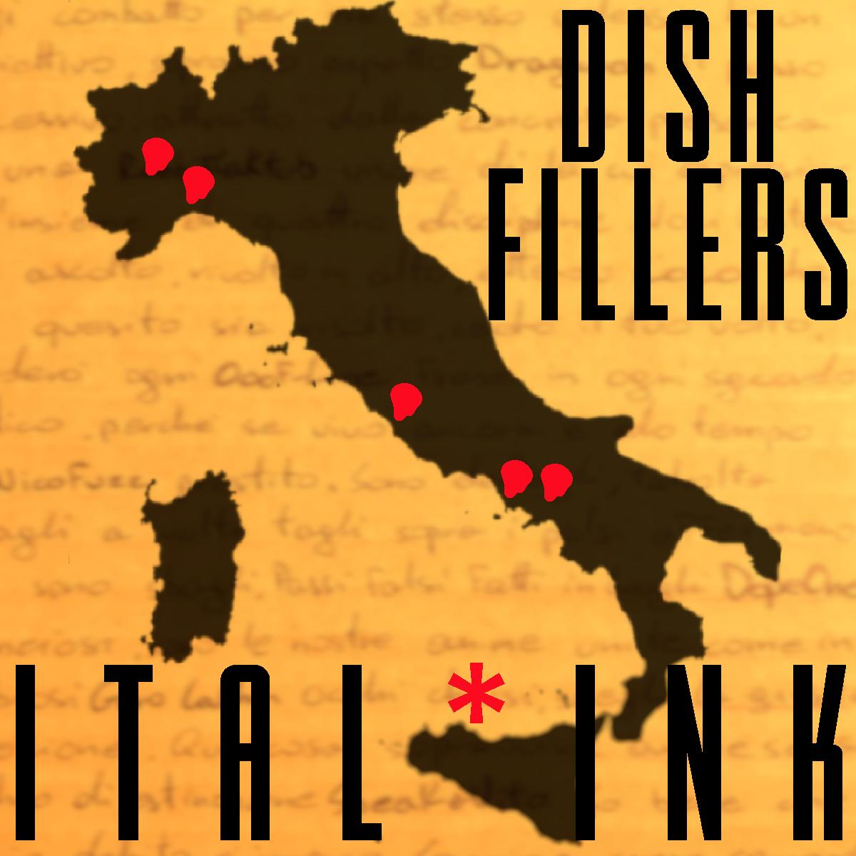 Dish Fillers: un viaggio nel profondo rap italiano con Ital*Ink. La recensione su MIE.