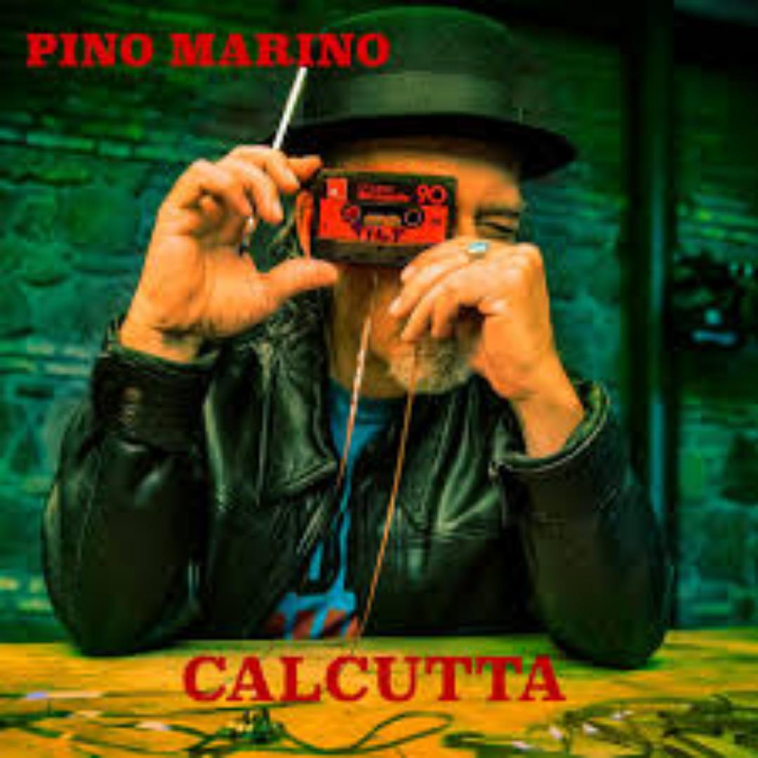 """Pino Marino: fuori """"Calcutta"""" il singolo che anticipa il nuovo album."""