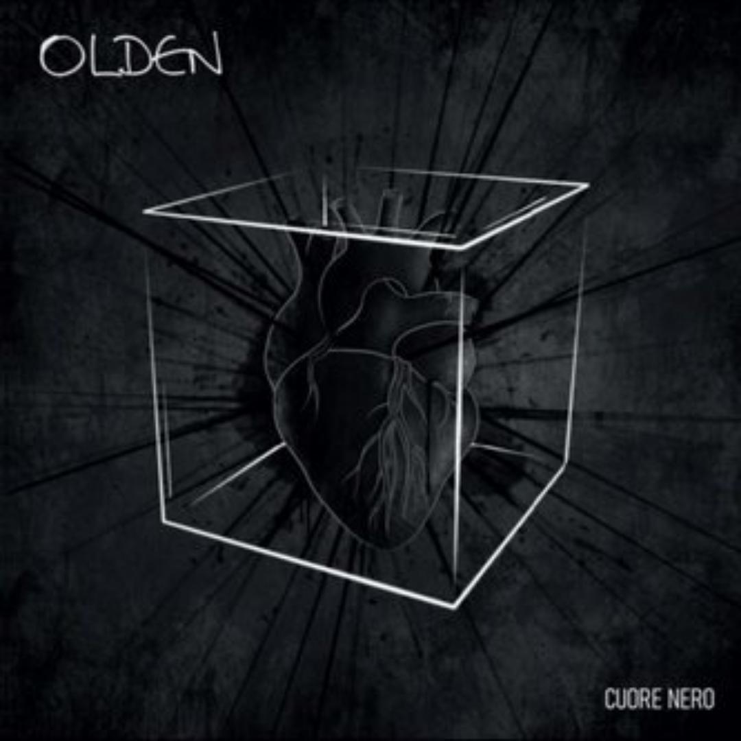 """Impetuoso e viscerale: ecco la nuova creatura di Olden """"Cuore nero""""."""